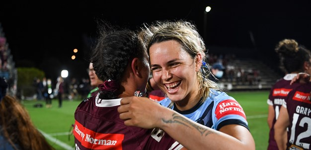 Women's Origin player ratings | NSW Blues