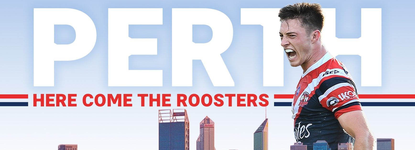 Roosters In The Community | Perth Nines