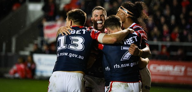 Roosters rule global roost after conquering St Helens