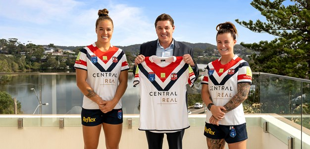 Roosters launch Central Coast Roosters NSW Women's Premiership team