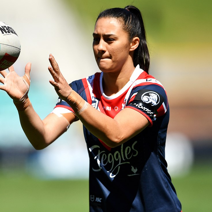Women's Indigenous v Maori | Harden, McGregor named captains