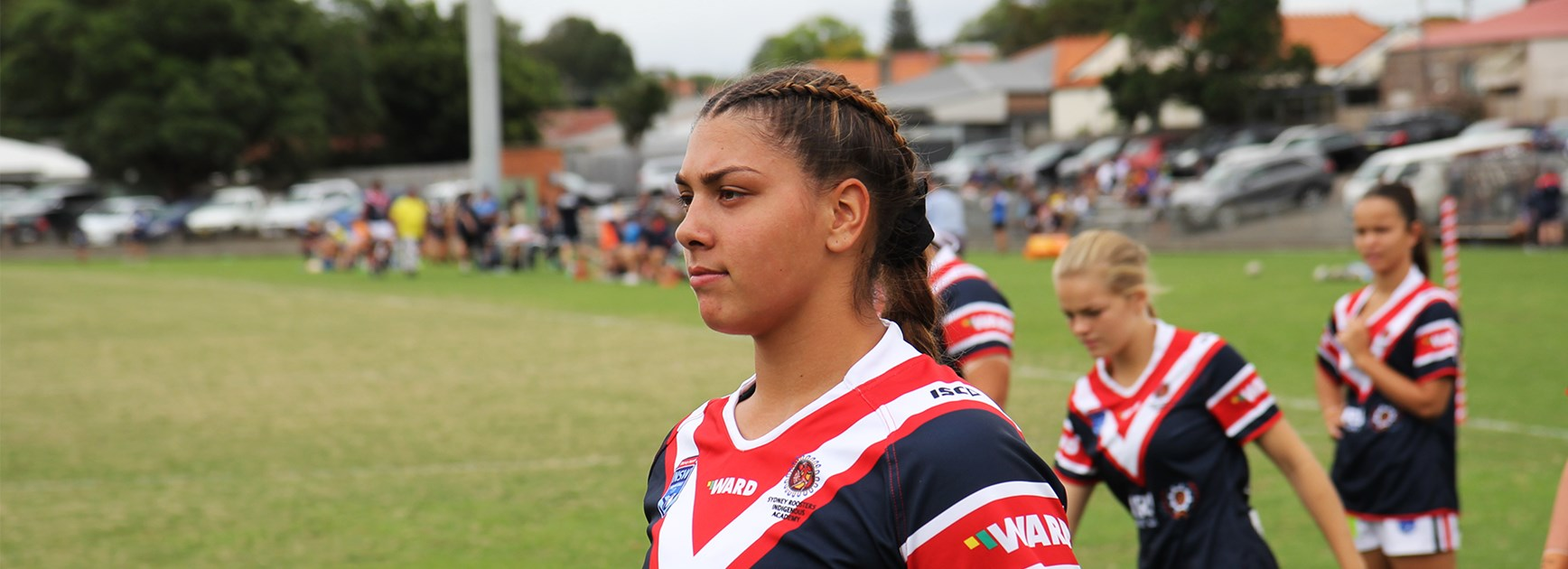 Tarsha Gale Roosters Win Second Straight To Start Season