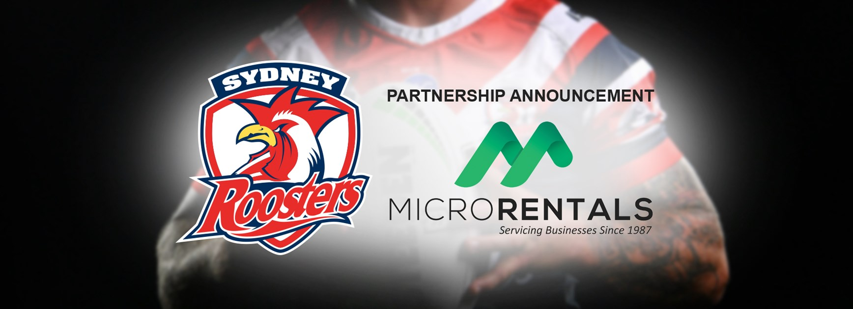Roosters Secure Partnership With MicroRentals