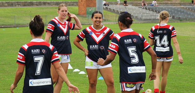 2021 Indigenous Tarsha Gale Invitation Trials