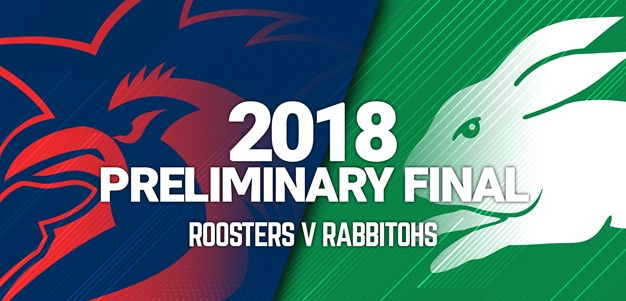 Full Match | Roosters v Rabbitohs