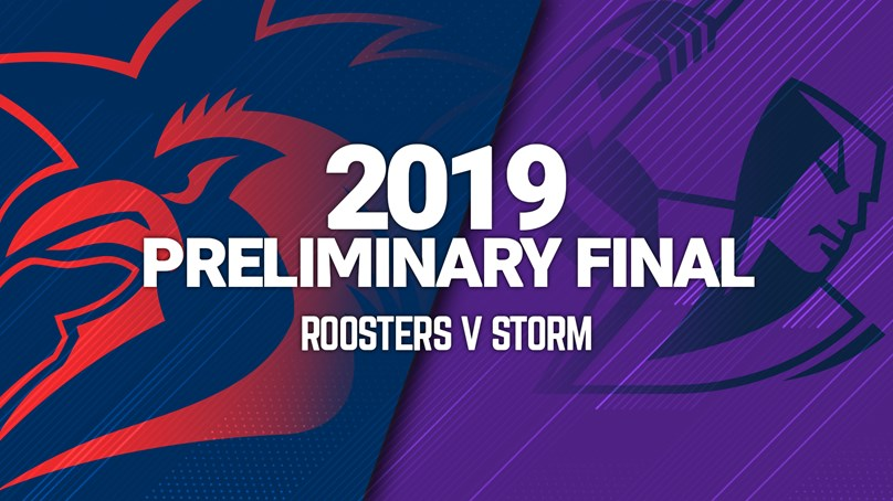 Full Match | Roosters v Storm
