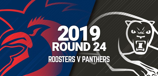 Full Match | Roosters v Panthers