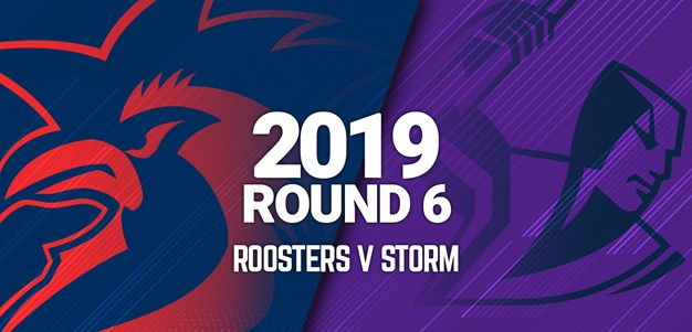 Full Match | Storm v Roosters
