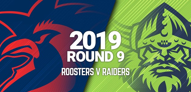 Full Match | Roosters v Raiders