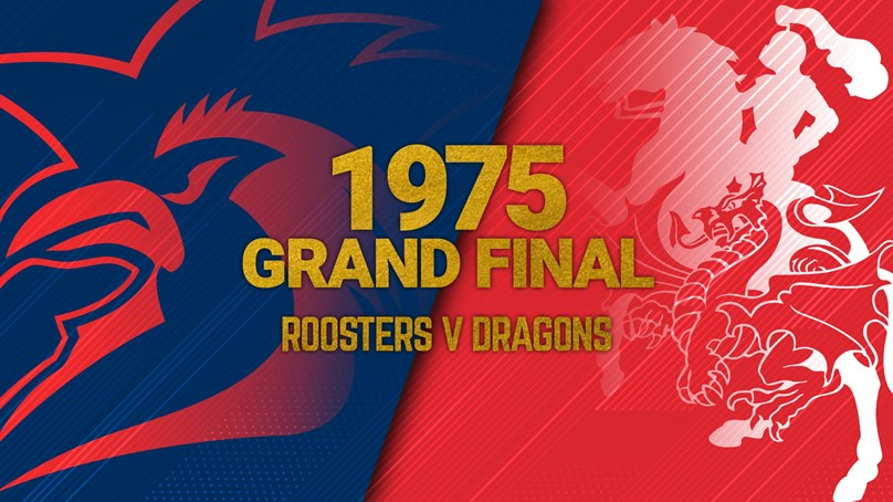 Grand Final Replay 1975 | Dragons v Roosters