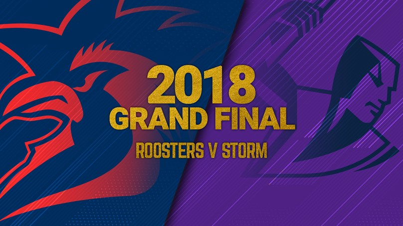 Grand Final Replay 2018 | Roosters v Storm