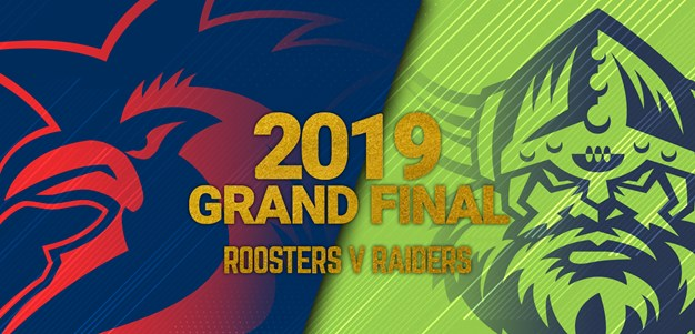 Grand Final Replay 2019 | Roosters v Raiders