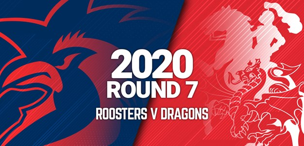 Full Match | Roosters v Dragons
