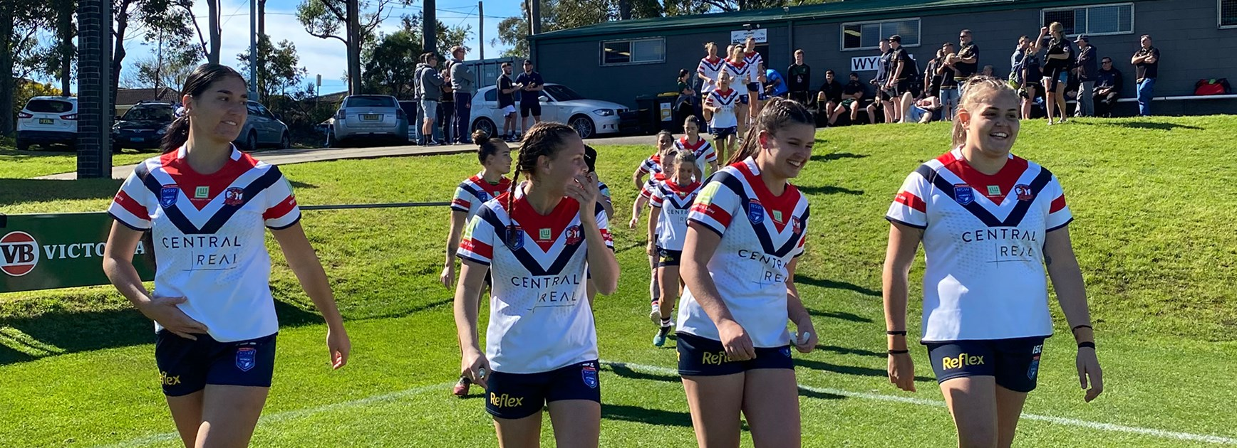 Central Coast Roosters Respond Under Pressure