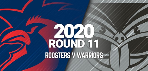 Full Match | Warriors v Roosters