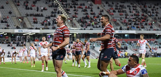 Roosters Down Dragons In Aubusson's 300th