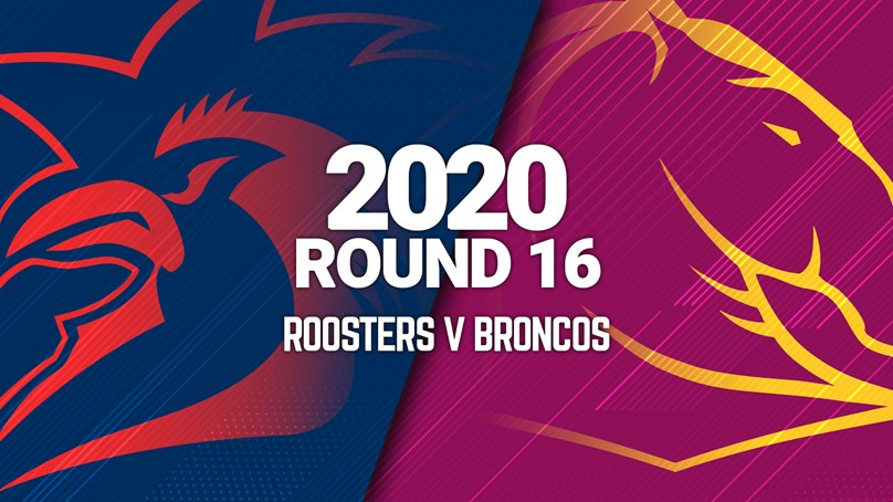 Full Match | Roosters v Broncos