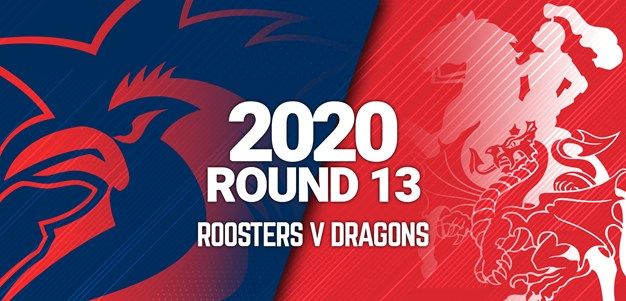 Full Match | Dragons v Roosters