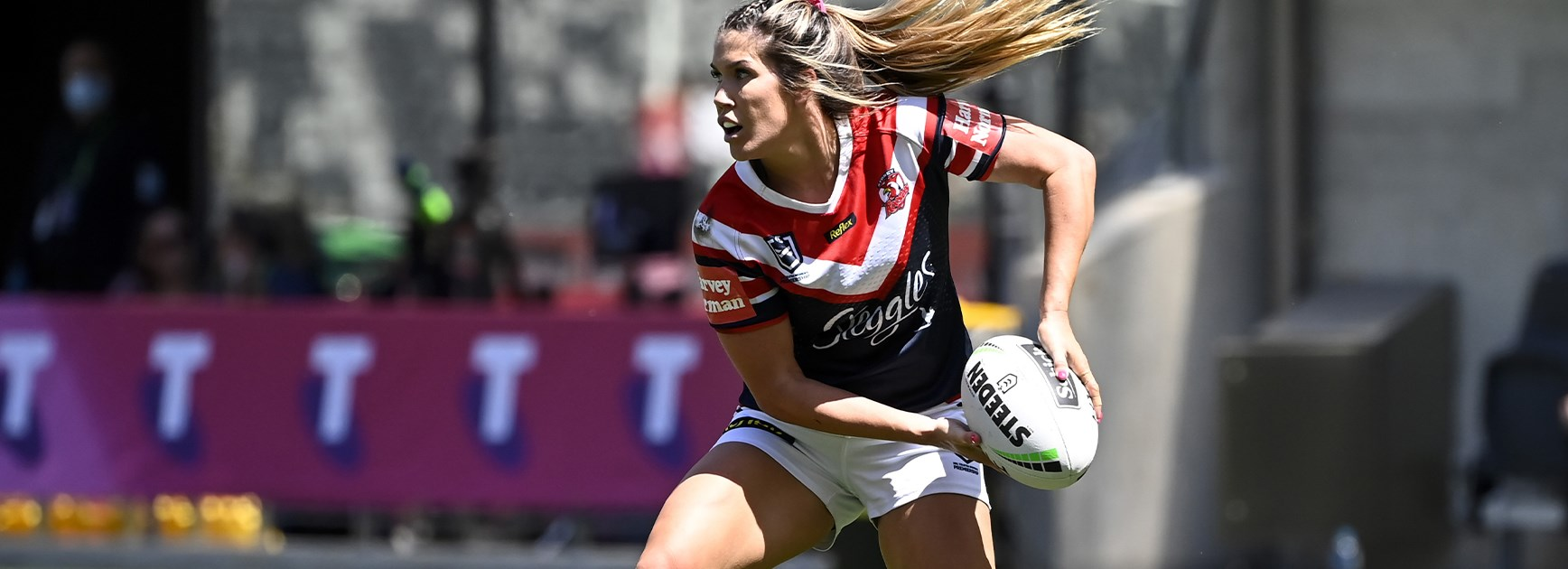 Charlotte Caslick ruled out for remainder of 2020 NRLW Season