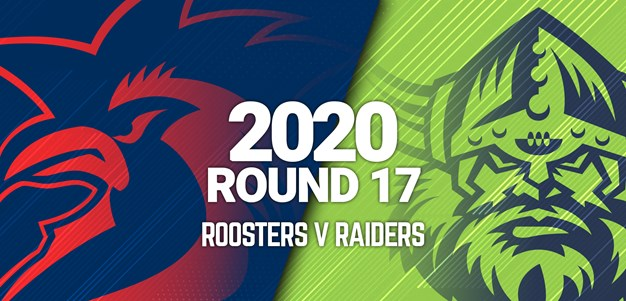 Full Match | Raiders v Roosters