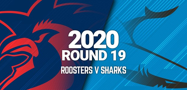 Full Match | Roosters v Sharks