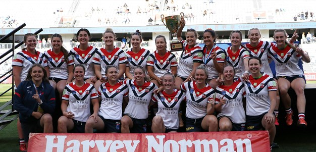 Central Coast Roosters Win Thrilling Grand Final At Bankwest