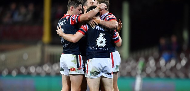 Roosters outclass Knights in strong showing at SCG