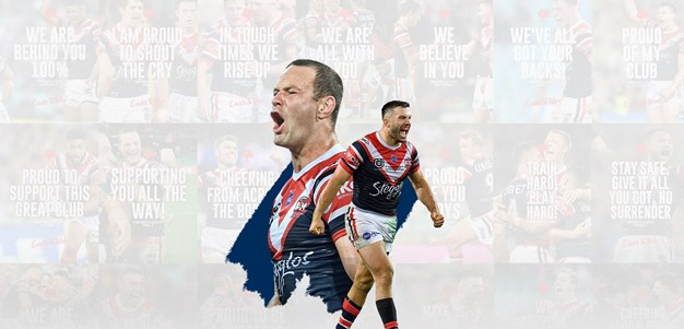 Roosters Humbled By Members Support