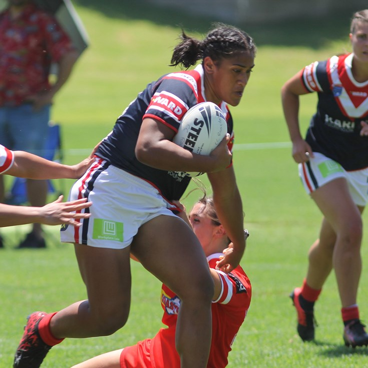 Roosters' juniors praised before final squads announced