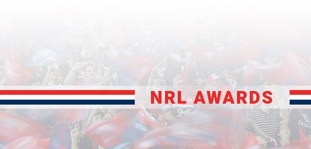 Club Award Winners - NRL