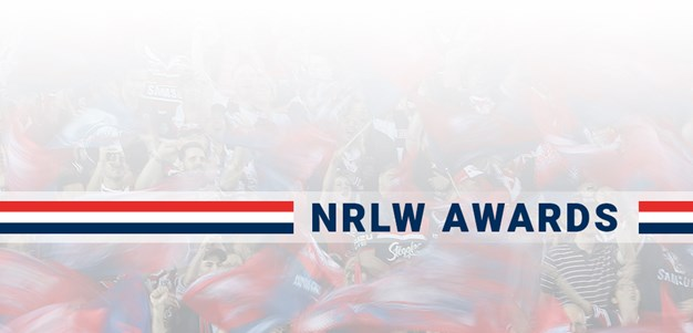Club Award Winners - NRLW
